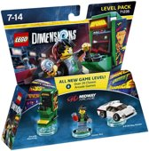 LEGO Dimensions - Level Pack - Retro Games (Multiplatform)