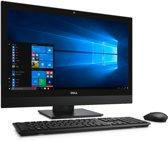 DELL OptiPlex 7450 60,5 cm (23.8'') 1920 x 1080 Pixels 3,4 GHz Zevende generatie Intel® Core™ i5 i5-7500 Zwart Alles-in-één-pc