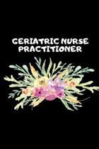 Geriatric Nurse Practitioner