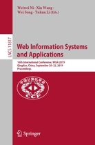 Web Information Systems and Applications