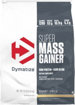 Dymatize Super Mass Gainer - 11.5 lb - Smooth banana