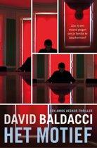 Boek cover Amos Decker - Het motief van David Baldacci (Paperback)