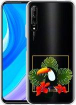 Huawei P Smart Pro Hoesje Tucan