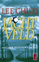 Boekomslag van 'Jachtveld'