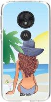 Casetastic Softcover Motorola Moto G7 Play - BFF Sunset Brunette