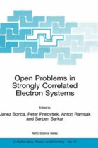 Open Problems in Strongly Correlated Electron Systems