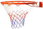 Hot sports Basketbalring pro 45cm 16mm massief met net