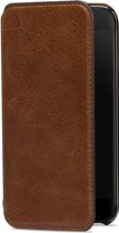Sena iPhone 7 Ultra Thin Wallet Book - Cognac