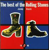 CD cover van Jump Back, The Best Of The Rolling Stones van The Rolling Stones