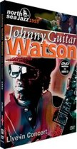 Johnny Guitar Watson - North Sea Jazz Festival 1993 + cd
