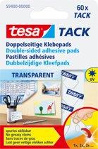Tesa Tack Dubbelzijdige Kleefpads - 60 st