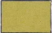 Droogloopmat groen - 90 x 120 cm