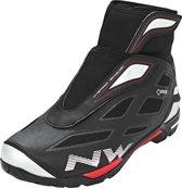 Northwave X-Cross GTX schoenen Heren, black Schoenmaat EU 42