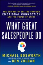 What Great Salespeople Do