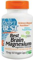 Best Magnesium voor de hersenen 75 mg (60 Veggie Caps) - Doctor's Best