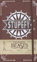 Fantastic Beasts and Where to Find Them -  Ruled Journal - Stupefy - Hardcover