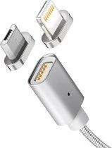 Maclean MCE-162 Micro-USB-stekker, zeer sterke magneet, compatibel met magnetische kabels, hoge kwaliteit