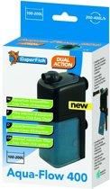 Superfish AquaFlow Dual Action 400 - Aquariumfilter - 8 l/u