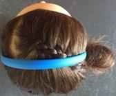 Bware! Haarband Blauw