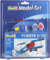 Revell Model Set - Fokker D VII