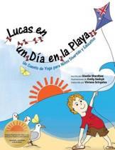 Lucas En Un Dia En La Playa