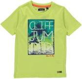Blue Seven Jongens T-shirt - Lime - Maat 92