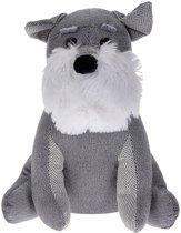 Deurstopper Hond (grijs)