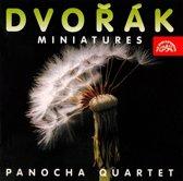 Dvorak: Miniatures / Panocha Quartet