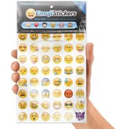 Kitchen Princess Emoji stickerboek - Feestdecoratievoorwerp - Leuke Smileys