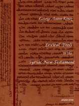 Lexical Tools to the Syriac New Testament