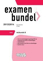 Examenbundel - 2013/2014 VWO Wiskunde B