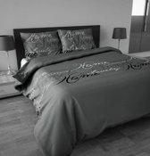 Sleeptime Royal Luxury Dekbedovertrekset - Tweepersoons - 200 x 220 cm - Grijs
