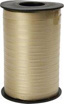 Cadeaulint, b: 10 mm, goud, mat, 250m