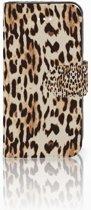 Flipcover iPhone 5 | 5S | SE  Leopard