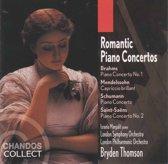 Romantic Piano Concertos Brahms Schumann etc Margalit Thomson et al