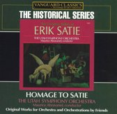 Homage to Satie