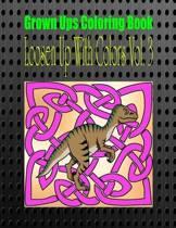 Grown Ups Coloring Book Loosen Up with Colors Vol. 3 Mandalas
