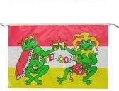Vlaggenlijn Oeteldonk Carnaval 10m