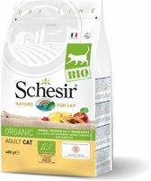 Schesir Cat Dry Bio Adult - Kattenvoer - Kip 400 g