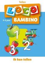 Boek cover Bambino Loco / 3-5 jaar / deel ik kan tellen van Schrijver (Paperback)