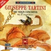The Violin Concertos Vol 17