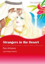 Strangers in the Desert (Mills & Boon Comics)