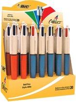 BIC 4 colours balpen - fijn