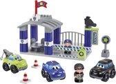 Ecoiffier Abrick politiebureau