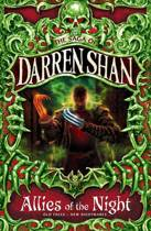 Allies of the Night (The Saga of Darren Shan, Book 8)
