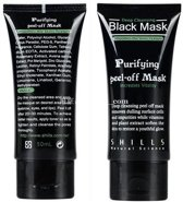 3 stuks van 50 ml | Black Head Peel Off Mask Tube | Mee Eters & Acne verwijderen | Peel Off Mask | Blackhead Pilaten Masker | Black Head Mask | Shills Natuurlijke Producten | Hype Rage 2017