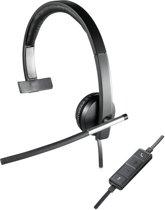 Logitech H650e - Mono Headset met USB