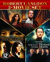 The Da Vinci Code / Angels & Demons / Inferno (Blu-ray)