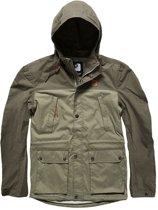 Vintage Industries Leap Jacket 2tone olive