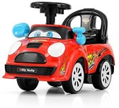 Milly Mally Ride On Joy Loopwagen Junior Rood/zwart